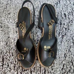 Ladies Naturalizer dress shoes 8M
